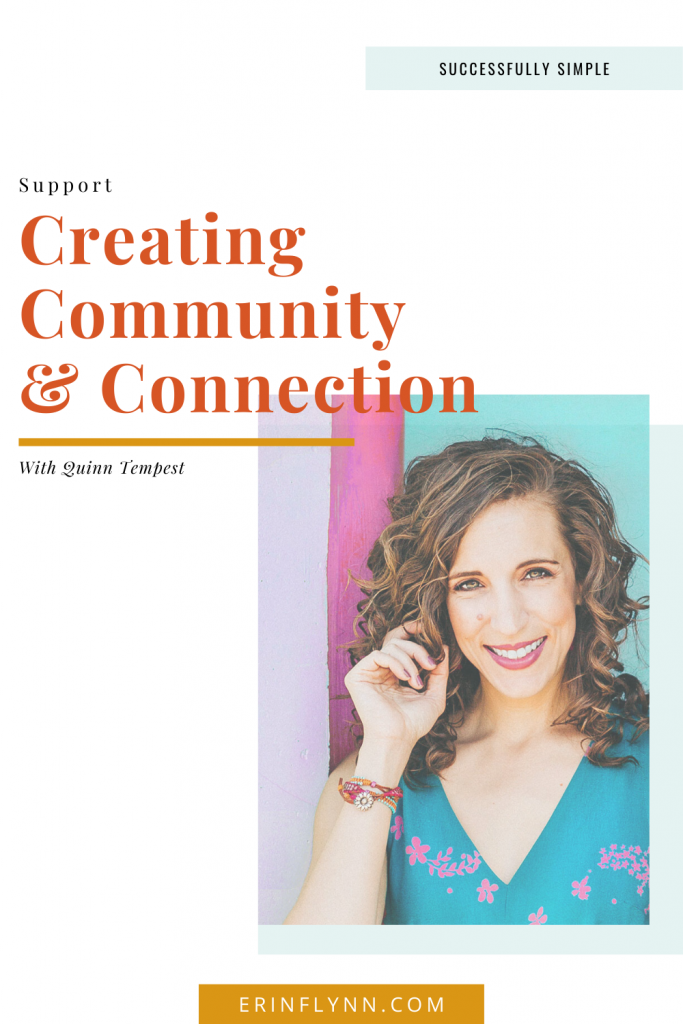Creating community and connection