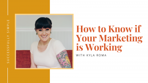 is your marketing working?