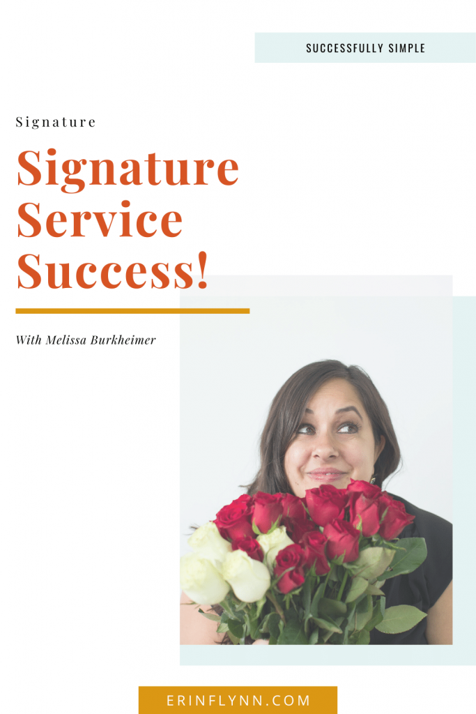 Creating a successful signature service in your business