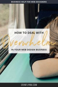 Maybe you're starting your own business and have kids running around, or maybe you're working an 8-5 and freelancing on the side, or maybe you just have too darn much going on in your business right now. Whatever the case, I'm hoping that these tips will help you out! Click through to read them now!