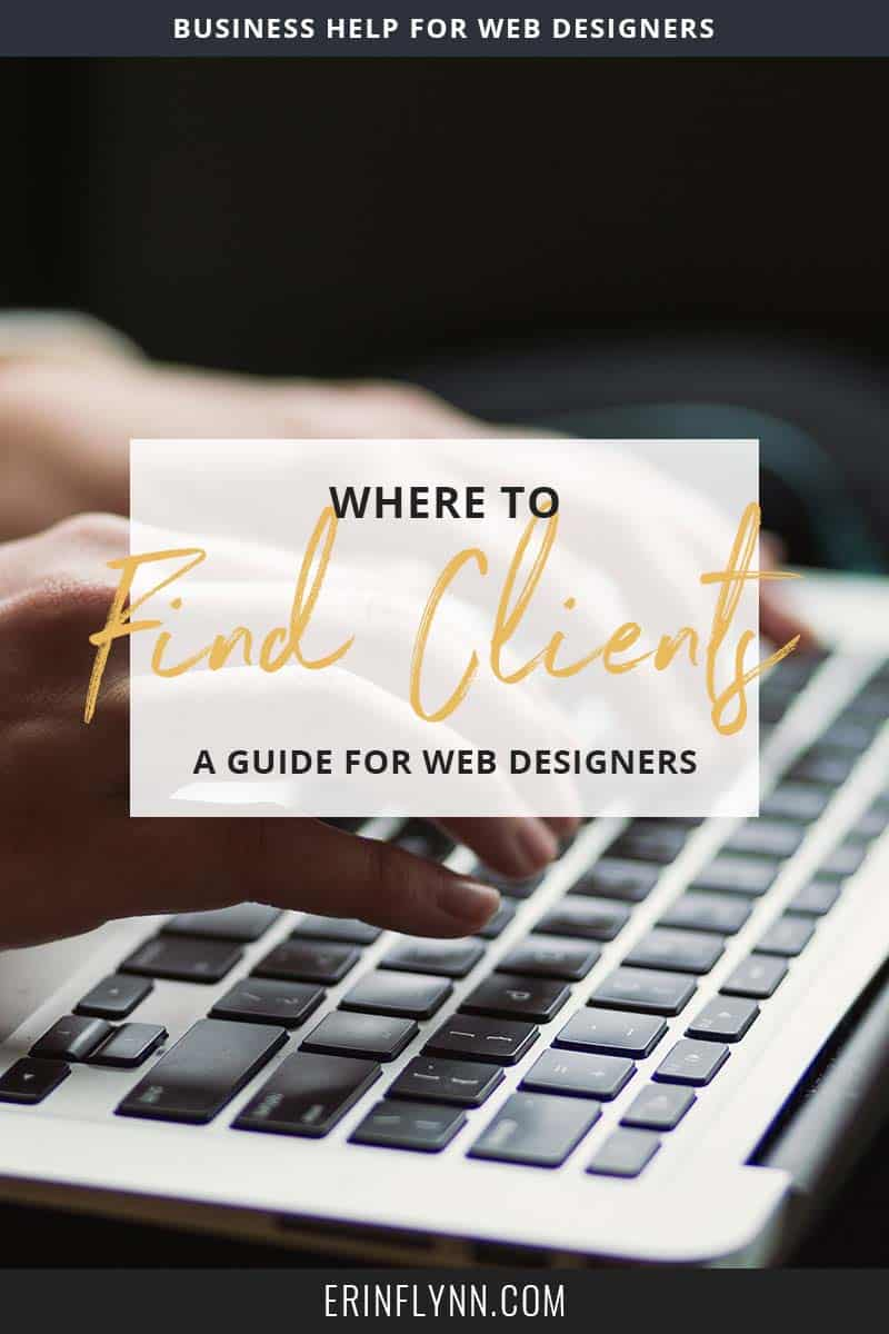 Finding clients is every freelancer's struggle! Unfortunately, clients don't just show up and hand you money, you have to put in some effort so they can find you. Learn where to find your clients in this blog post--click through now!