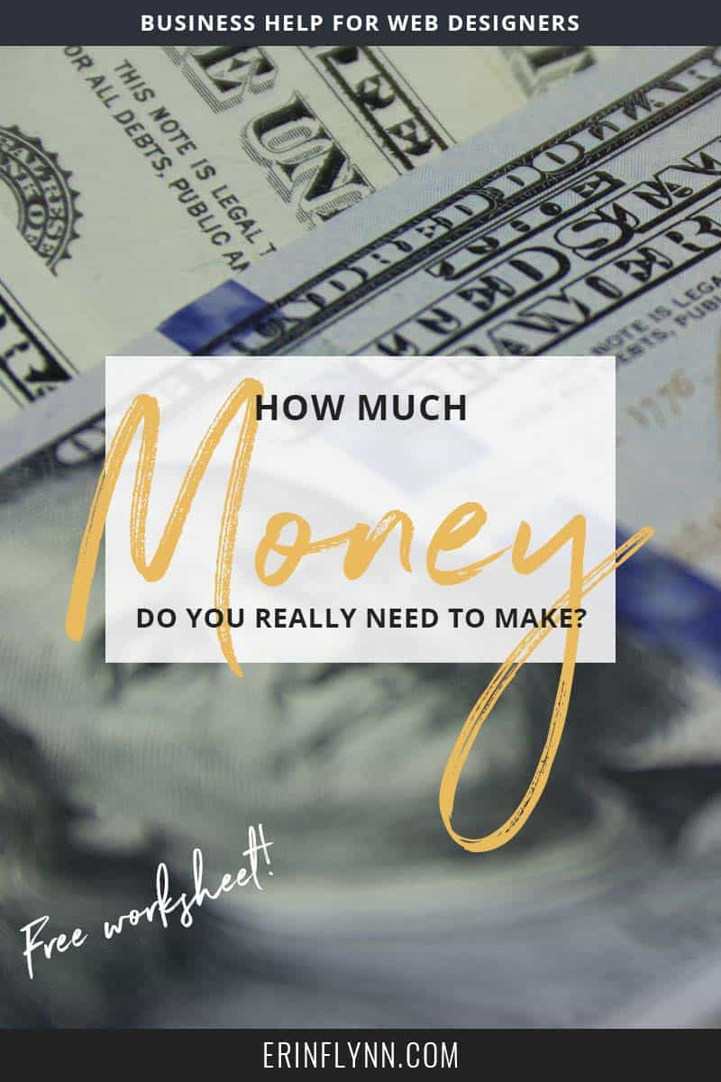 How Much Money Do You Really Need To Make?