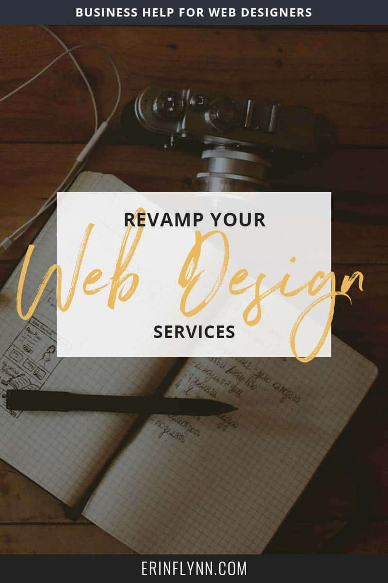 Taking the time to design service packages that actually resonate with and excite you might be the best thing you can do for your business. Get some great ideas on how to revamp your web design services in this post!